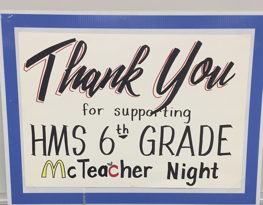 McTeacher Night TONIGHT!!