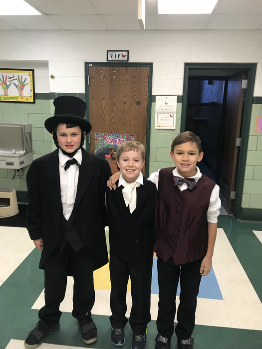 Abe Lincoln, Shadrach Bond, and William Wrigley
