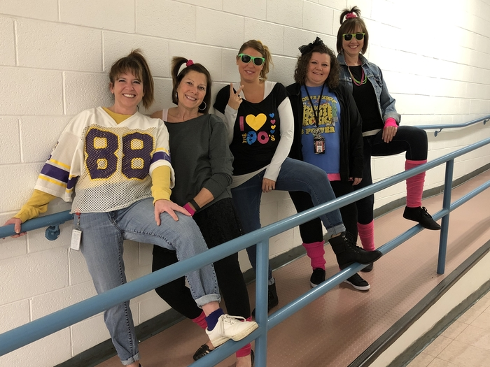 2nd Grade teachers remember the 80's!!