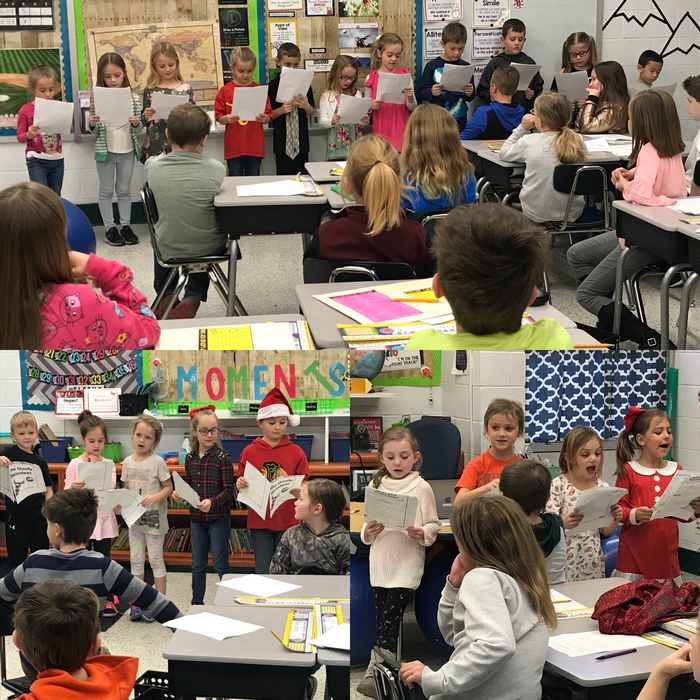 First Grade Readers' Theater 🎭