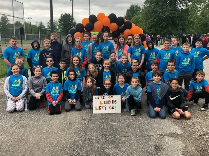 Grantfork Marathon Club at Mini Marathon