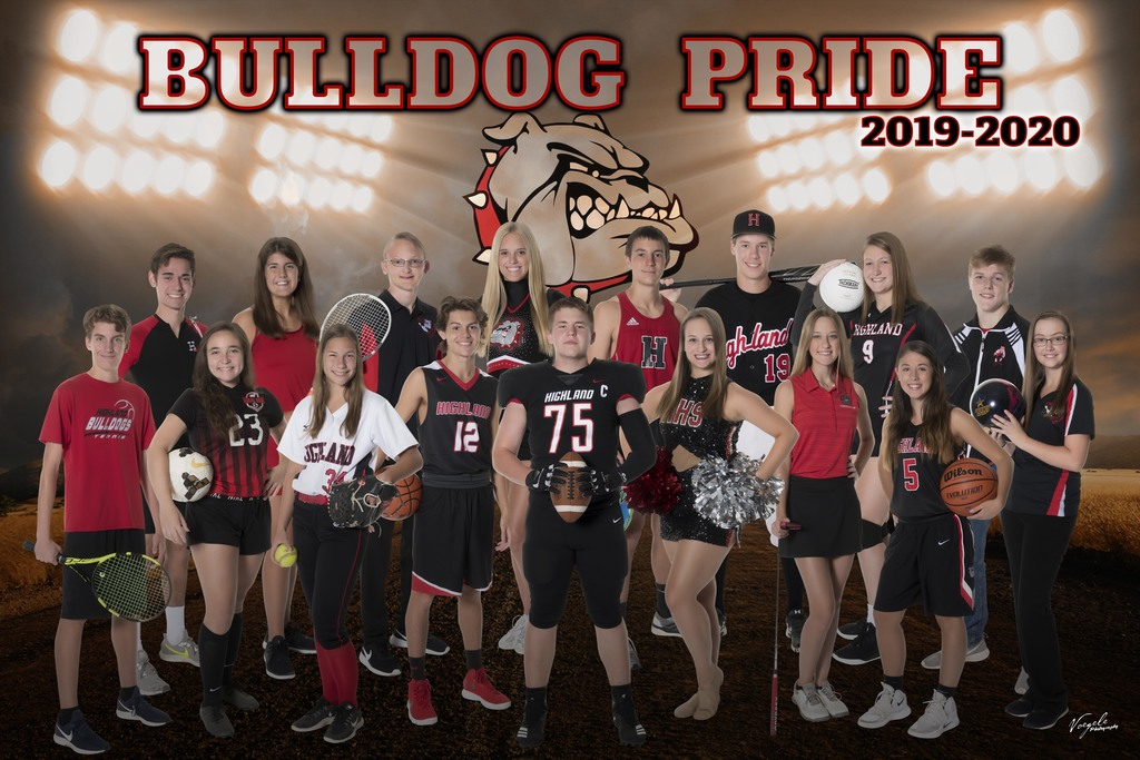 Athletic Council 2019-2020