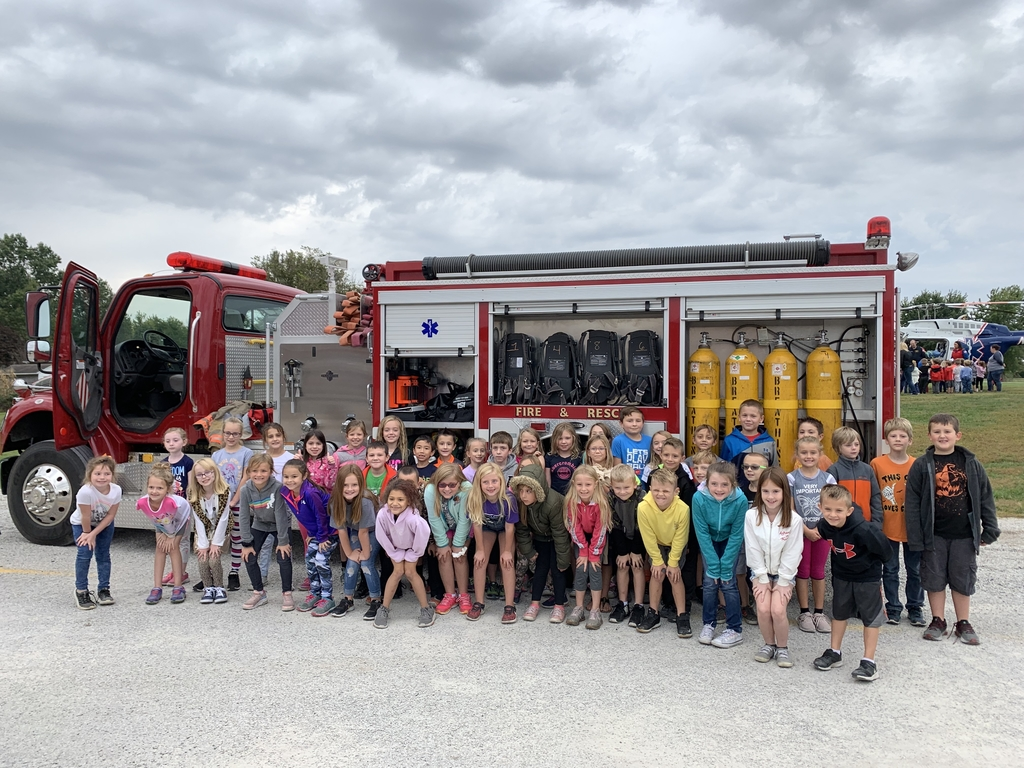 Fire Safety day was a success! The Alhambra Primary students learned so much! Thank you to all the volunteers for helping our kiddos learn so much! 🚒🚑🚁
