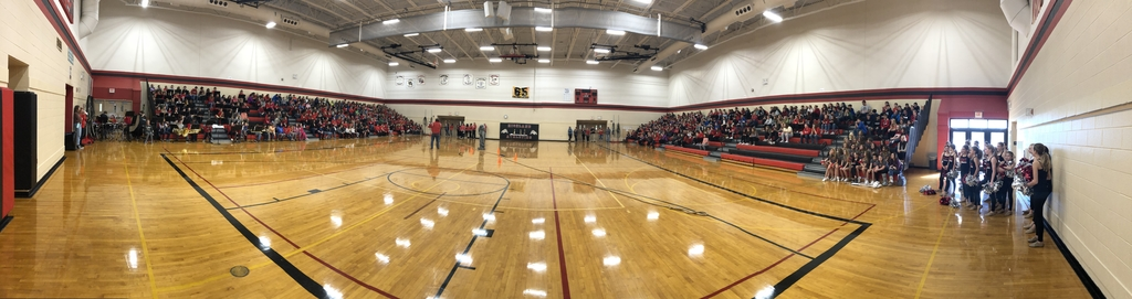 Pep Rally Panoramic