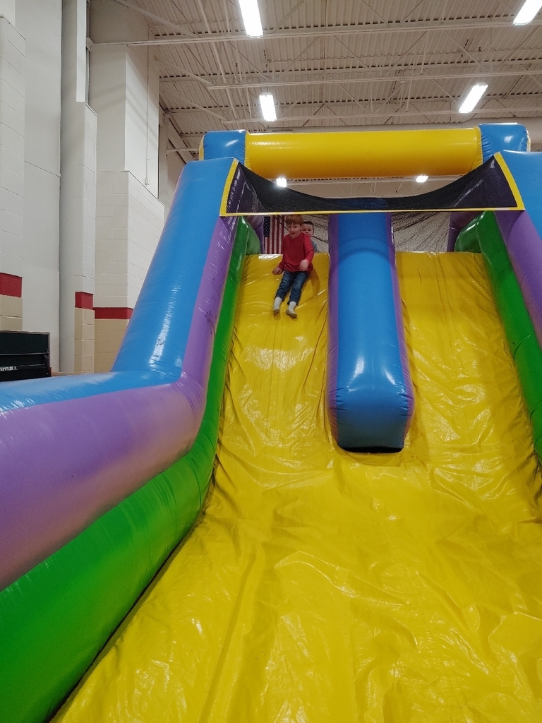 Bounce House FUN!