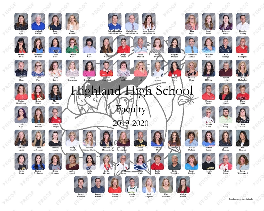 HHS Faculty & Staff