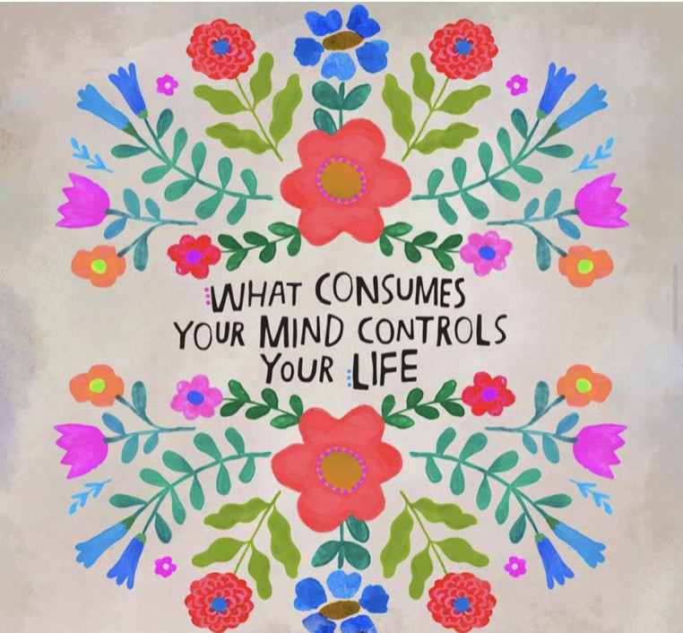 What consumers your life?