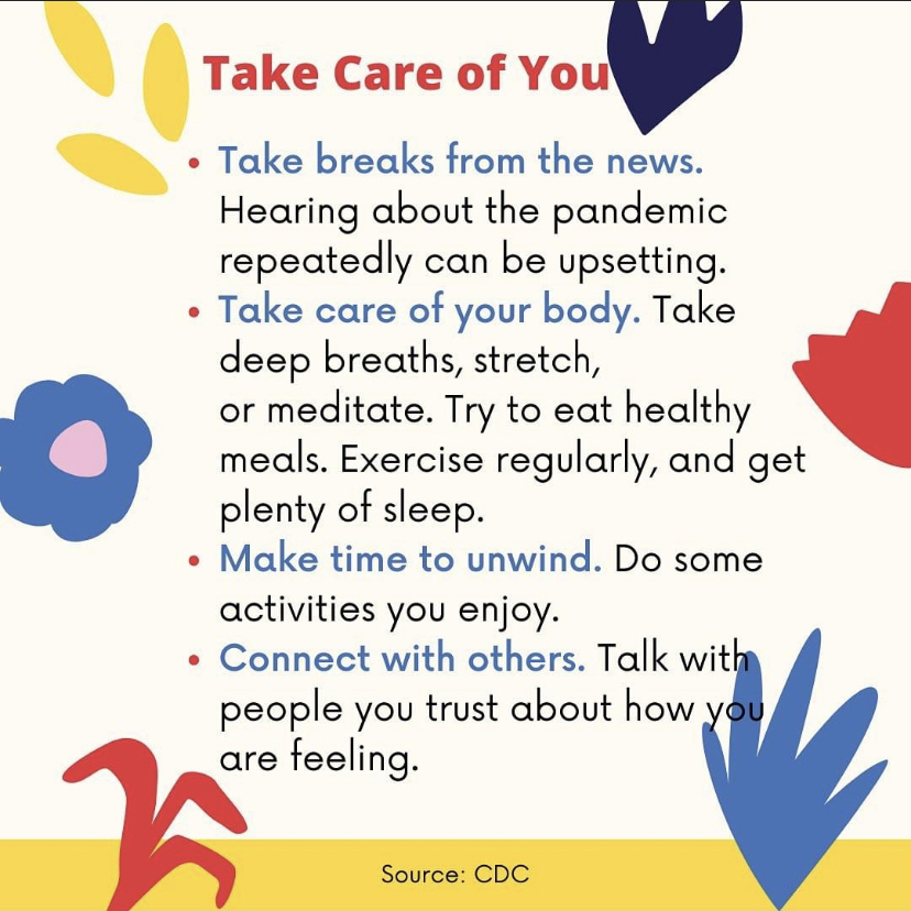 Wellness Wednesday- courtesy of American School Counselor Association